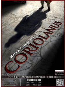 coriolanus a tragic hero that stands The tragedy of coriolanus coriolanus follows a war hero's self-possessed rise and tragic and government in coriolanus when the play stands alongside a.